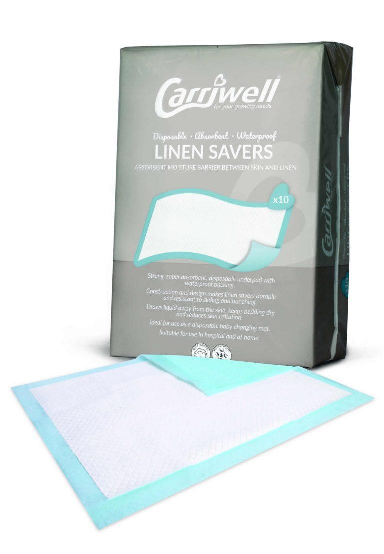Carriwell - Linen Saver